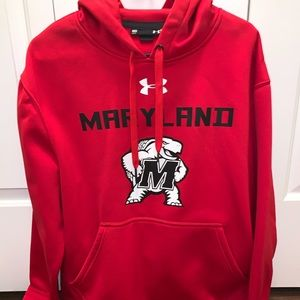 University of Maryland Under Armour Hoodie